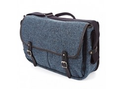 Brompton tas Game Bag - Storm Grey Tweed