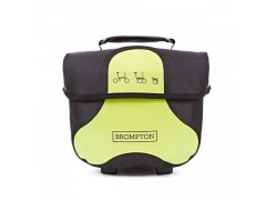 Brompton tas Mini O Bag Lime Green