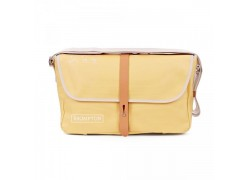 Brompton tas Shoulder Bag – Yellow